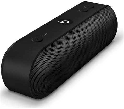 Beats Pill Bluetooth Portable Stereo Speaker buy beats pill portable bluetooth wireless speaker black free delivery currys