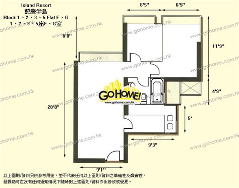 island resort floor plans floor plan of island resort gohome hk