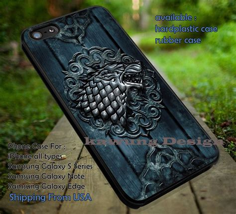 House Of Stark Iphone 5 5s of thrones house of stark symbol iphone 6s 6 6s 5c 5s