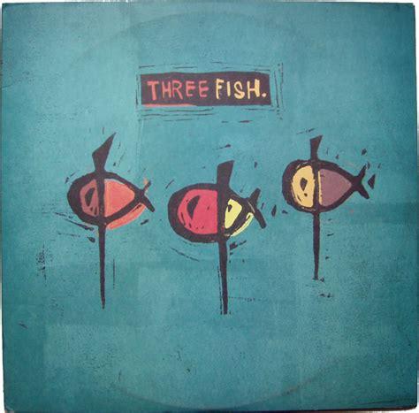 tree fish three fish three fish vinyl gatefold cover