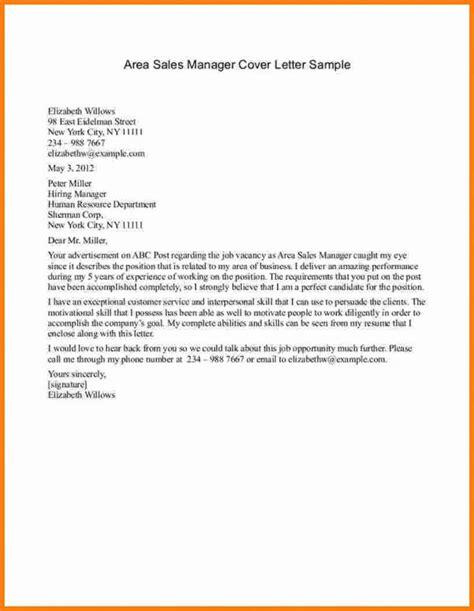 cover letter pattern maker sales manager cover letter sle