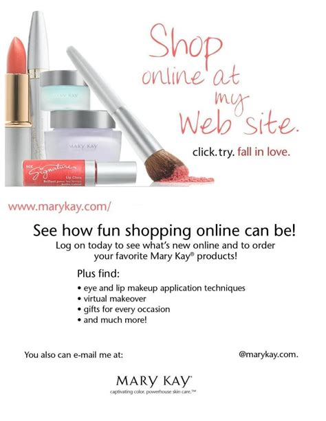 mary kay flyer templates way you are limited to