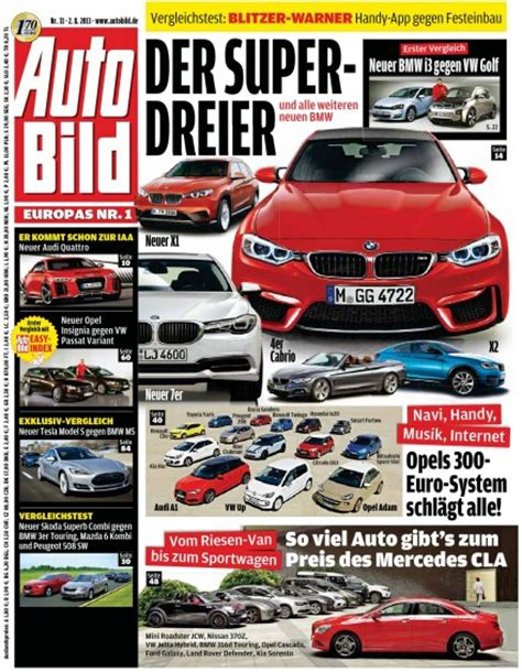 Auto Bid by Auto Bild Germany 02 08 2013 Pdf Magazine