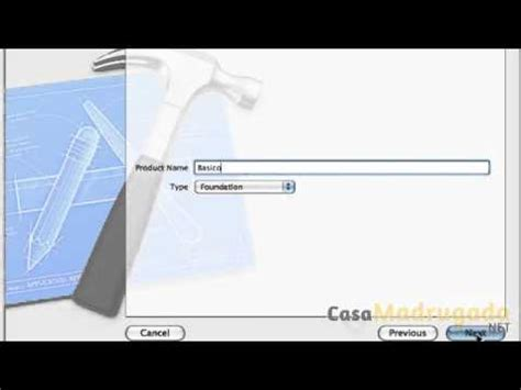 tutorial xcode c tutorial objective c 1 introduccion xcode youtube