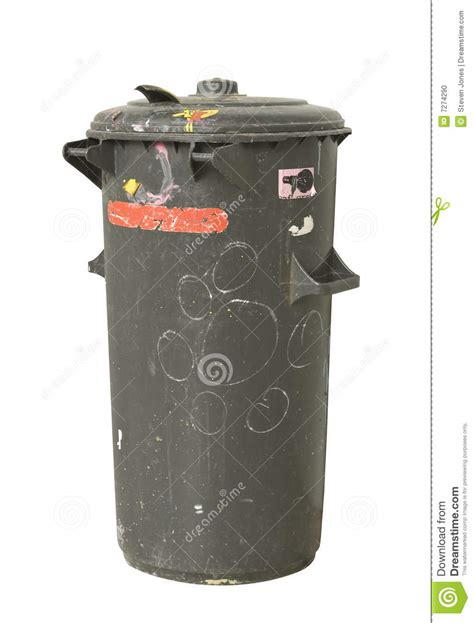 trash can trash can stock photo image 7274290