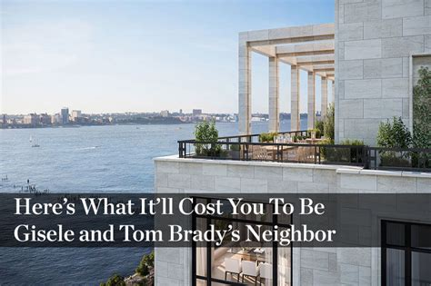 tom brady s new house tom brady and gisele b 252 ndchen list 17 25 million nyc condo mansion global