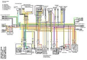 suzuki rm 250 stator wiring diagram electrical schematic