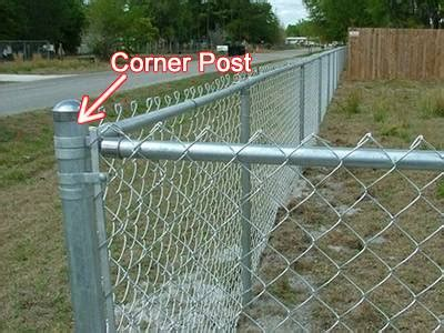 chain link fence post residential chain link fence post exportimes