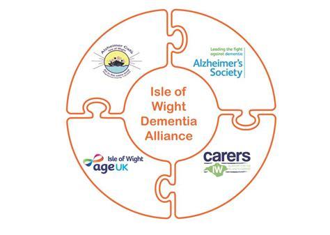 home isle of wight dementia roadmap