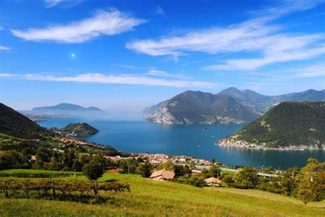 gid lombarda atrakcje w okolicy mediolanu jezioro iseo w蛯ochy wp