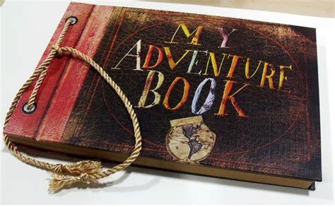 up film photo album my adventure book diy vintage christmas gift handmade