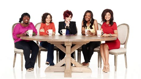 the talking tv ratings the talk audience overtakes the view for time the