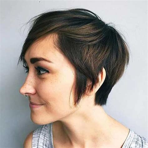 Selecting Your Perfect Pixie Haircuts 2018   Hairiz