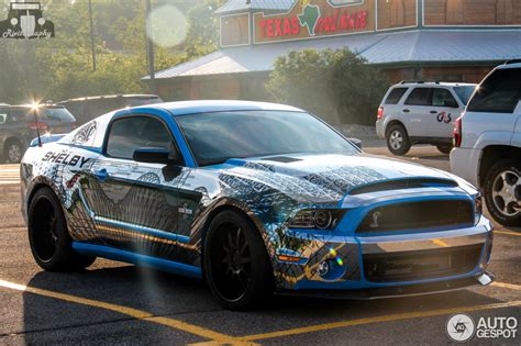 10 Ford Shelby Gt 500 Snake 1 ford mustang shelby gt 500 supersnake 2013 18 juli 2015