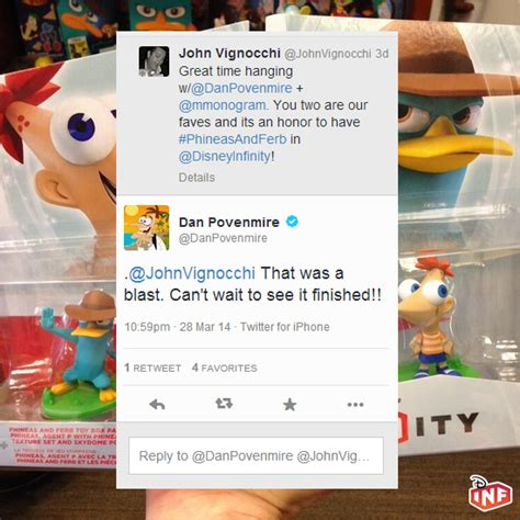 phineas disney infinity figure disney infinity figures phineas and ferb images