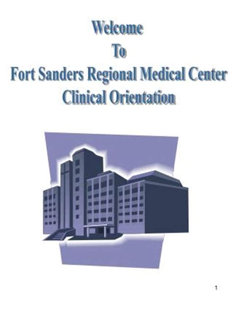 Fort Sanders Regional Medical Center Quality Recognitions | ppt southern nh medical center specific mandatory