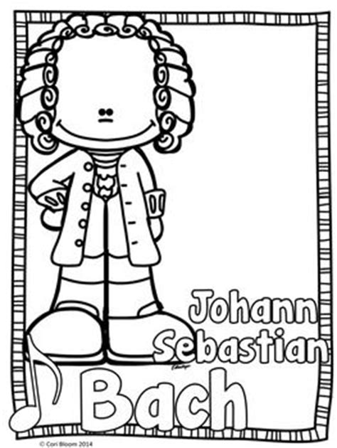 classical music coloring pages best 25 baroque composers ideas on pinterest romantic
