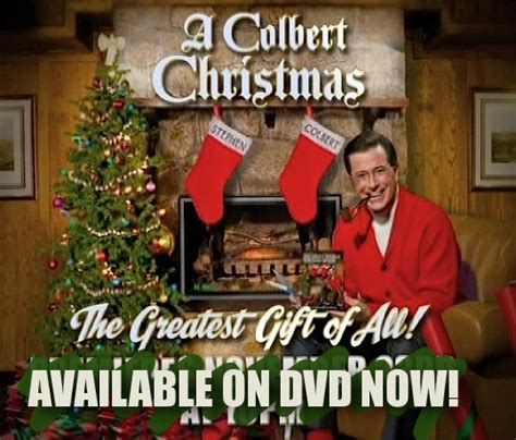 a colbert christmas the greatest gift of all 2008 full