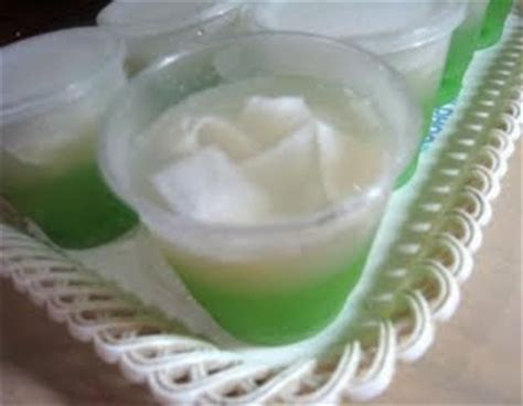 cara membuat puding sagu kelapa muda lembut nikmat resep artikel indonesia paling cihuy resep membuat puding