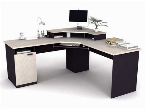 Modern Computer Desk Designs with Modern Desk Design Decosee