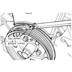 1984 fe petrol econovan ford repair manual shows cam