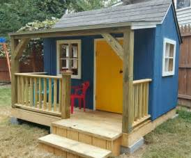 Play House Designs 12 Free Playhouse Plans The Kids Will Love