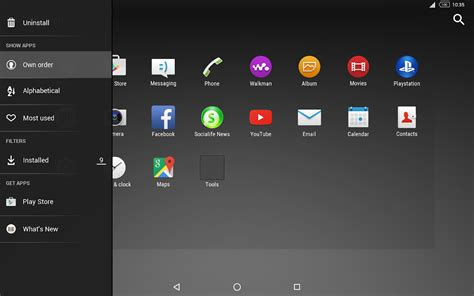 xperia themes play store monochrome theme for xperia android apps on google play