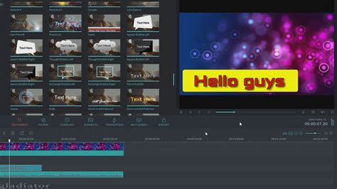 filmora editor tutorial wondershare filmora 7 5 0 tutorial how to add lower