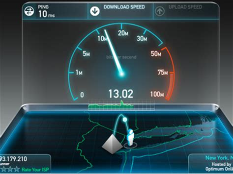 test adsl speed how to test and compare your connection speed