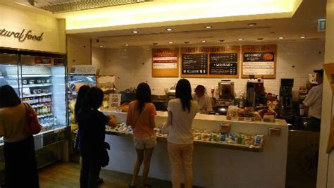 Order Counter Order Counter At Pret Picture Of Pret A Manger Hong