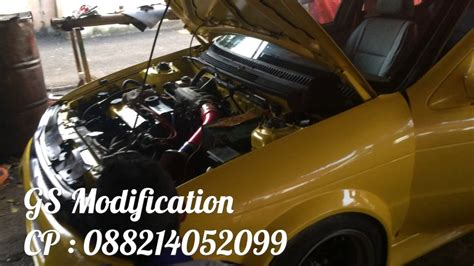 Modification Timor modification timor dohc