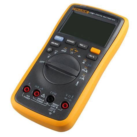 Multimeter Fluke 17b fluke f17b professional digital multi meter ebay