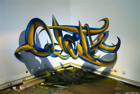 Brazilian Interior Design by 17 Amazing 3d Graffiti Artworks That Look Like They Re