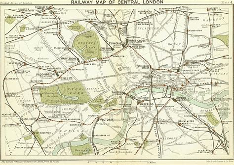 House Plans With Future Expansion victorian london maps railway map of central london 1899