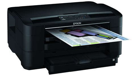 Printer A3 Epson Workforce Wf 7011 jual harga epson workforce wf 7011 printer a3 inkjet