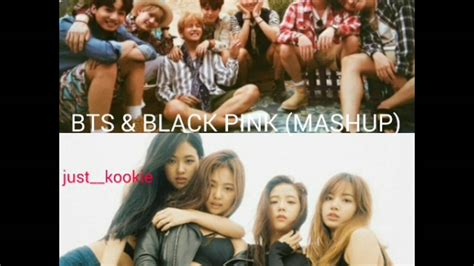 blackpink dan bts bts black pink youtube