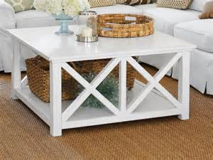 Coastal Style Coffee Tables Cool Ways To Up Your House Interior Design Styles