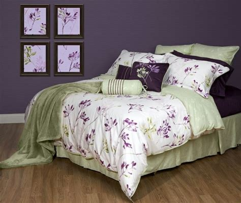 purple and green bedding 17 best images about green and purple bedding ideas on