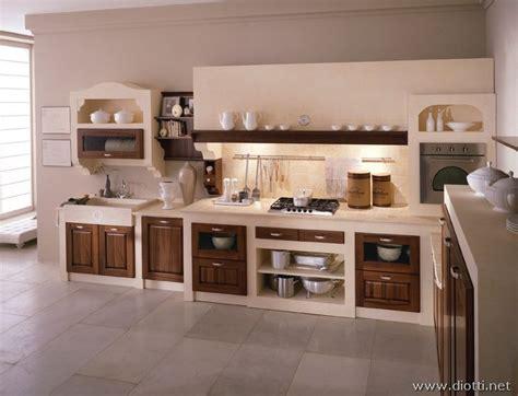 piastrelle per cucina muratura cucina in muratura 70 idee per cucine moderne rustiche