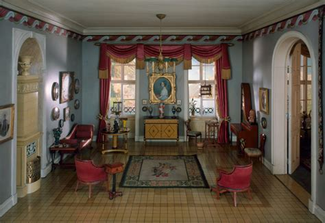 Room In German by E 28 German Sitting Room Of The Quot Biedermeier Quot Period 1815 50 The Institute Of Chicago