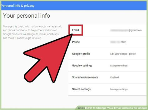 Gmail Search By Email Address How To Change Your Email Address On 13 Steps