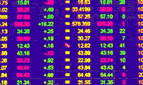stock market glitch gif by caitlin burns find & share on