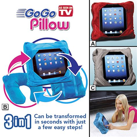The Pillow As Seen On Tv by Go Go Pillow As Seen On Tv