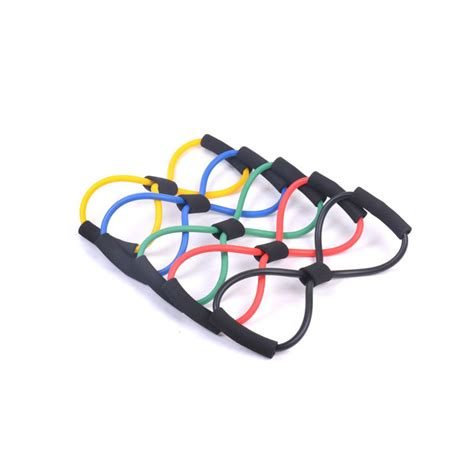 extra light resistance bands light figure 8 ultra toner resistance band exercise cords