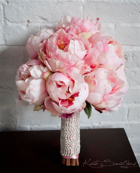 pink peonies wedding best 25 pink peony bouquet ideas on pinterest peony