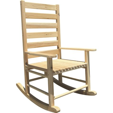 Rocking Chair - stonegate designs wooden rocking chair model 16020