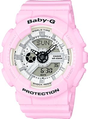Current Stylist Jam Tangan ba110 7a3 baby g casio usa