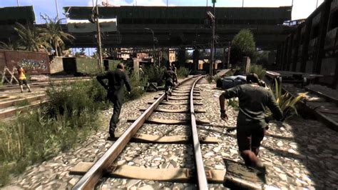 dying light co op and open world gameplay trailer