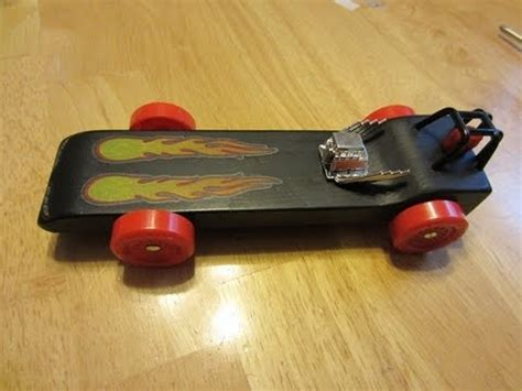 how to build an unbeatable pinewood derby racer youtube