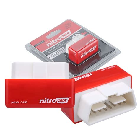 Nitro Obd2 Drive Performance Torque Chip Mobil Disel nitro obd2 drive performance horsepower torque chip tuning box mobil disel